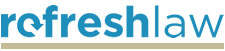Refresh Law Logo